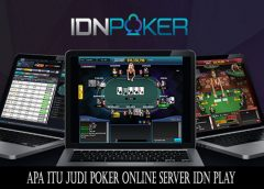 Apa Itu Judi Poker Online Server IDN Play